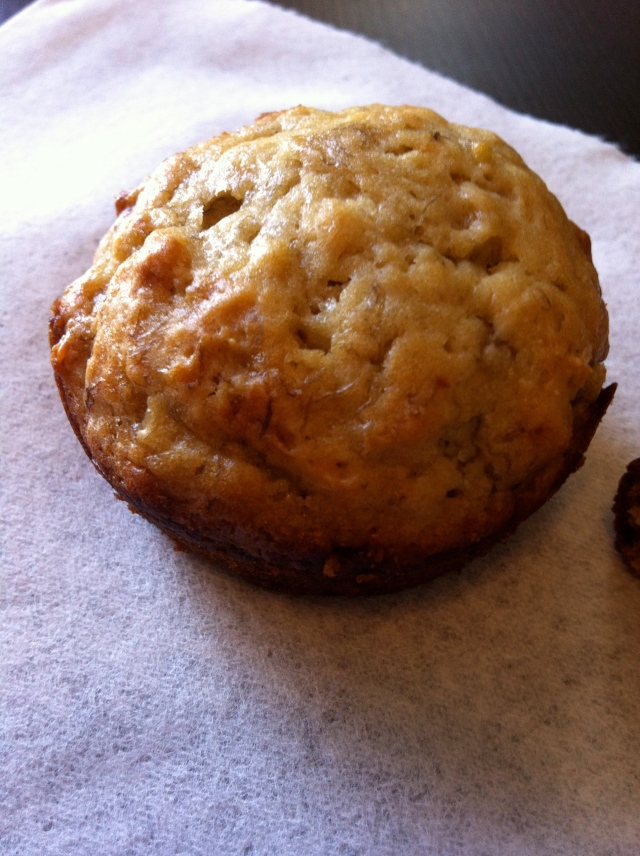 Low Fat Banana Bread Muffins 41