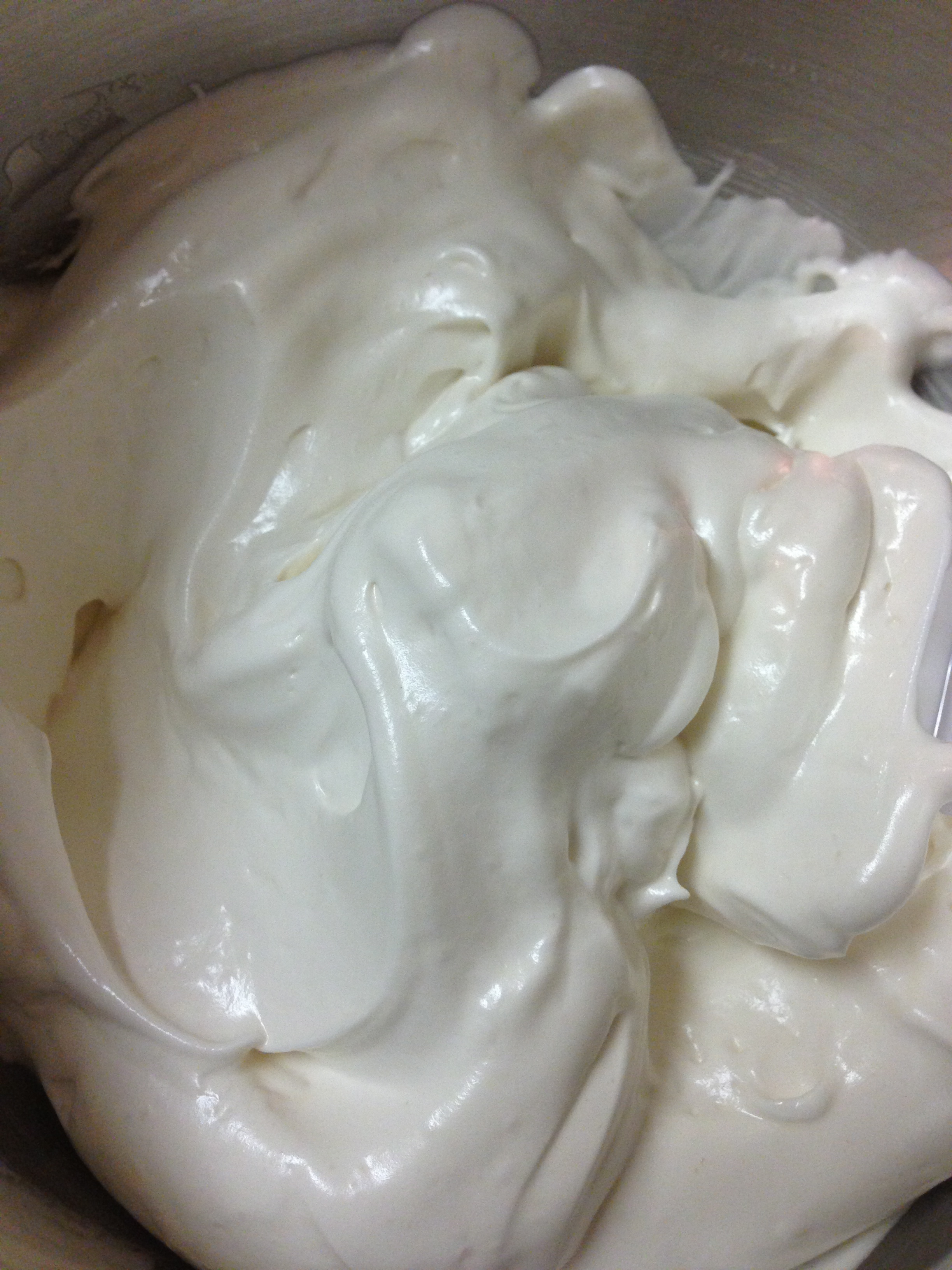 Homemade Marshmallow Fluff: Take 1 | Little Bit Sweet
