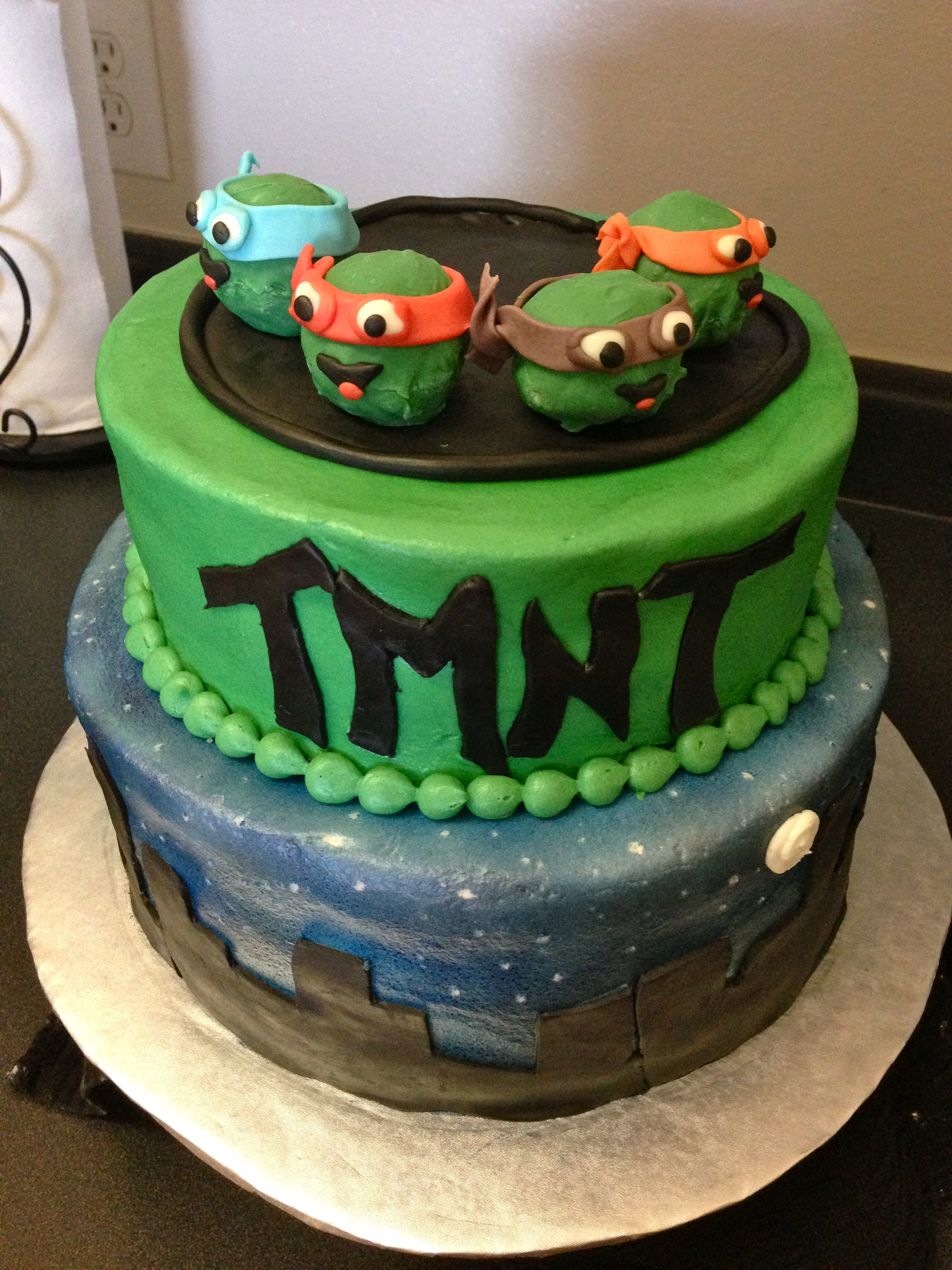 Ninja Turtles Little Bit Sweet